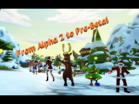 PRE-BETA INSTEAD OF ALPHA 2?! SNOWBALL FIGHTS! (Free Realms Sunrise Gameplay)
