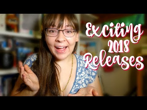 Exciting Book Releases | 2018