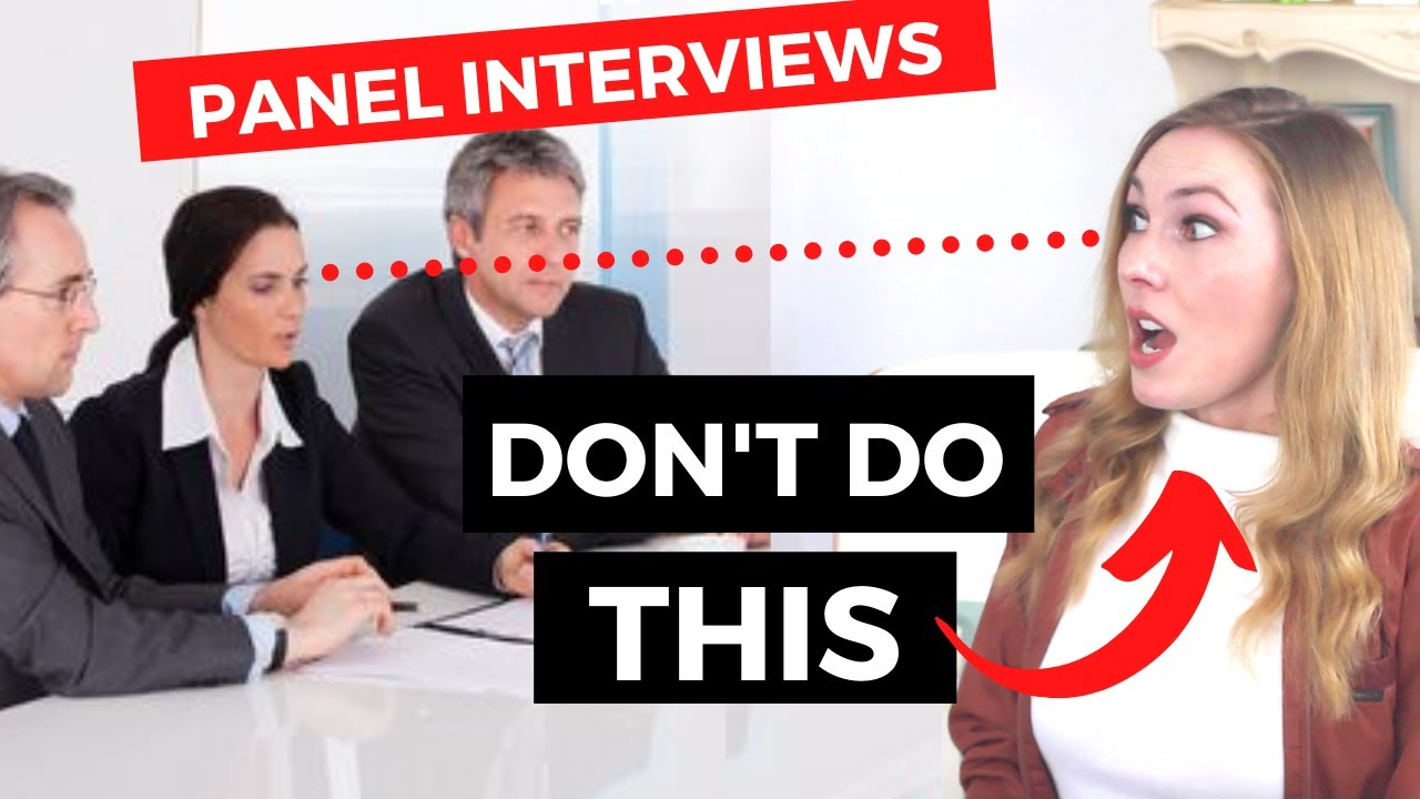 How to Prepare for a Panel Interview - 5 Ways to ACE a Panel Job Interview!