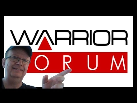 How To Get Free Traffic From The Warrior Forum