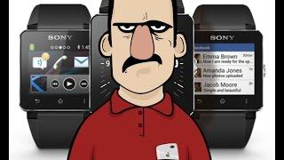 Akıllı Saat İncelemesi (Sony Smartwatch 2) - Teknolojiye Atarlanan Adam