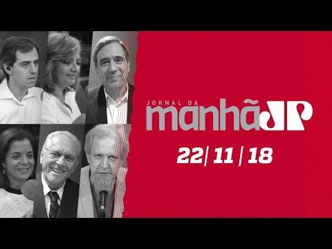 Jornal da Manhã - 22/11/18