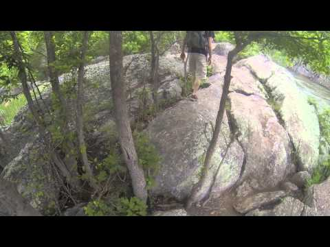 Billy Goat Trail  Section A - Great Falls Maryland