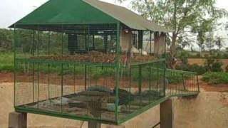 Farm pond- Water harvesting structures in semi arid lands