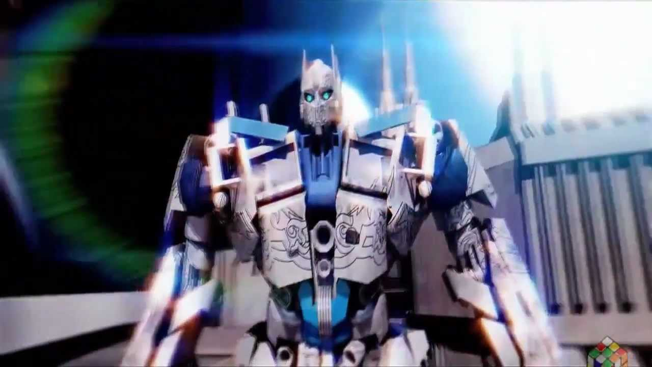 Transformers 4 (2012) Unicron Revealed .mp4 - YouTube