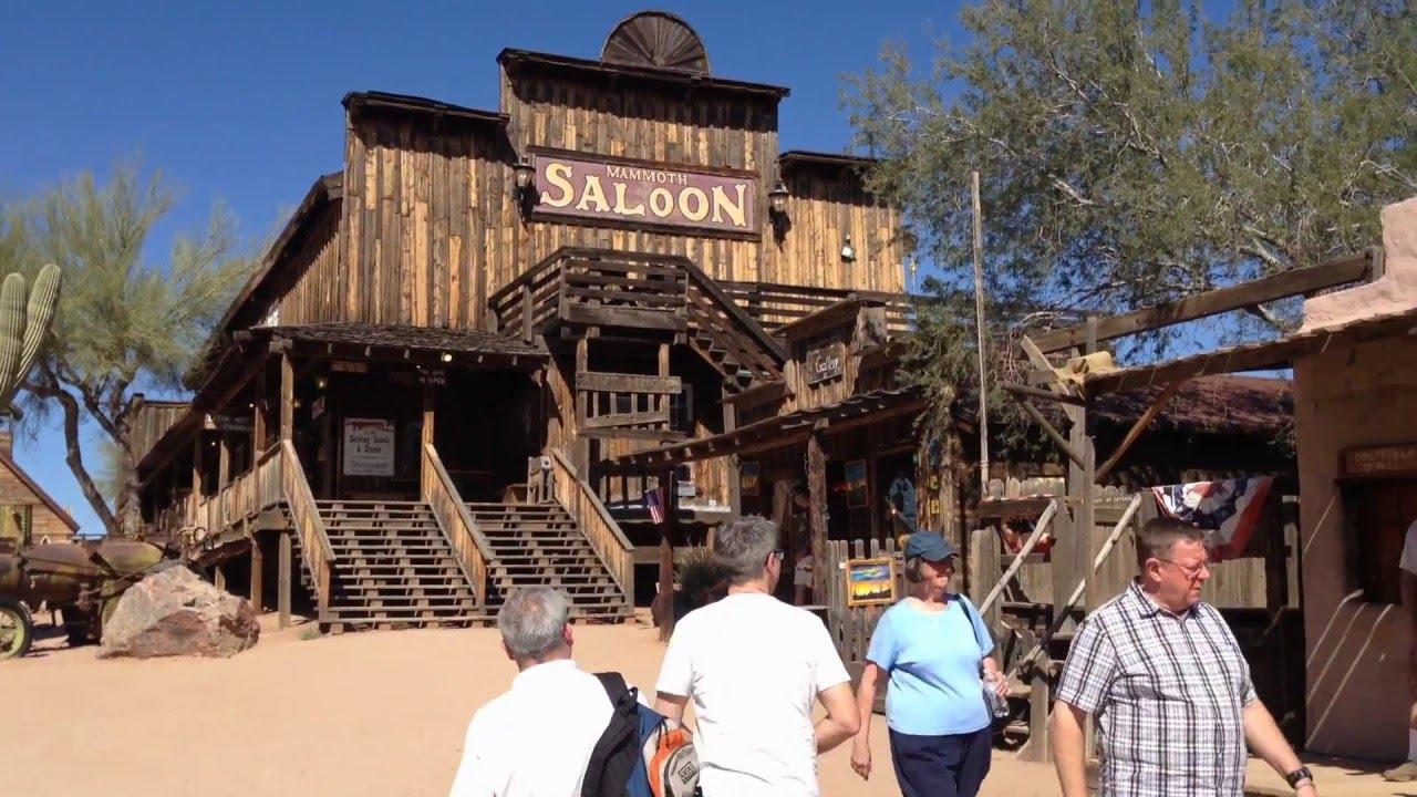 """Old Mining Town • Jerome, Arizona"" by Richard Leon ... |Arizona Mining Towns"