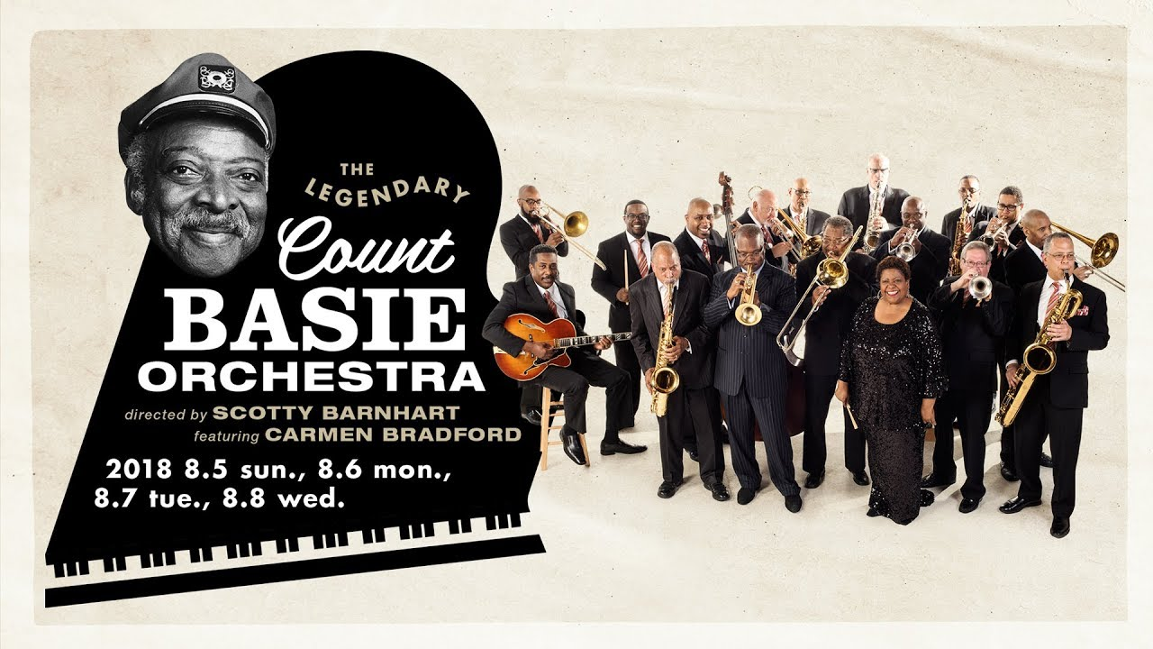 THE LEGENDARY COUNT BASIE ORCH...