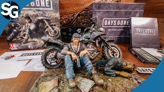 Days Gone Collector's Edition Unboxing