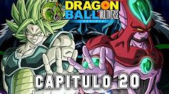 DRAGON BALL MULTIVERSE ESPAÑOL CAPITULO 20