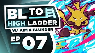 NO GUARD ALAKAZAM! BL TO HIGH LADDER #7