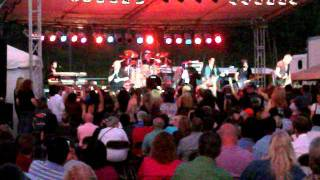 Air Supply Mt Airy Every Woman In The World