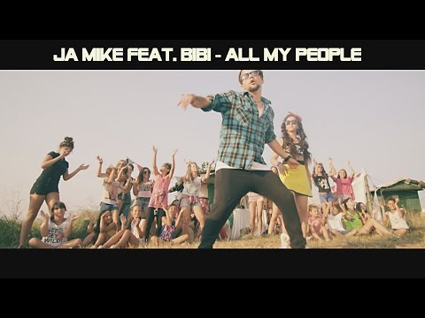Ja' Mike feat. BiBi - All My People || New Song 2014 [HQ]