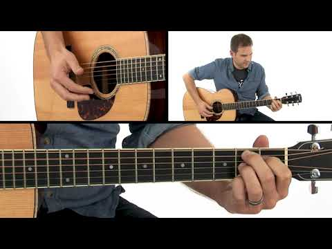 Fingerstyle Blues Guitar Lesson - Blues Turnarounds - John H