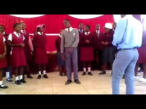 Tsholotsho high school choir 2016