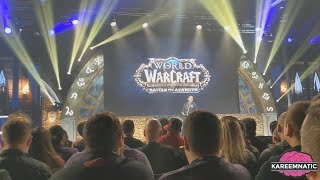 How WoW Fans Really Reacted To World of Warcraft Shadowlands (BlizzCon 2019) (Amazing)