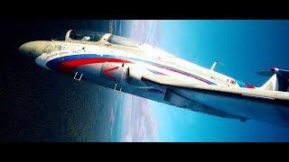 Чумовой полёт, на реактивном, лёгком штурмовике Аэро Л-29 «Дельфин». Аэроклуб ВЕРТИКАЛЬ.