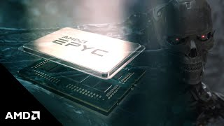 Blur Studio:  Pushing the boundaries of VFX with 2nd Gen AMD EPYC™ Processors