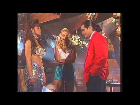 Sirena-Sirena cachetea Adonis(MarteTv/1993)