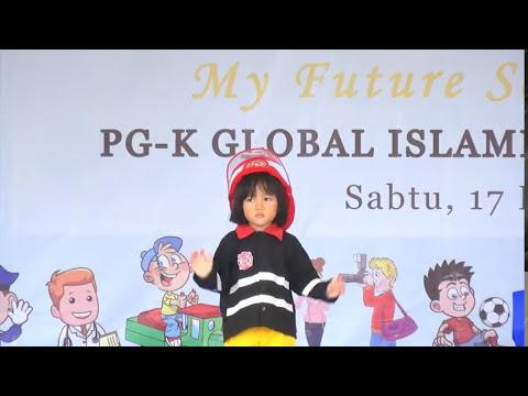 Pekan Kreativitas 2016 PG-Kindergarten Global islamic School 2 Serpong