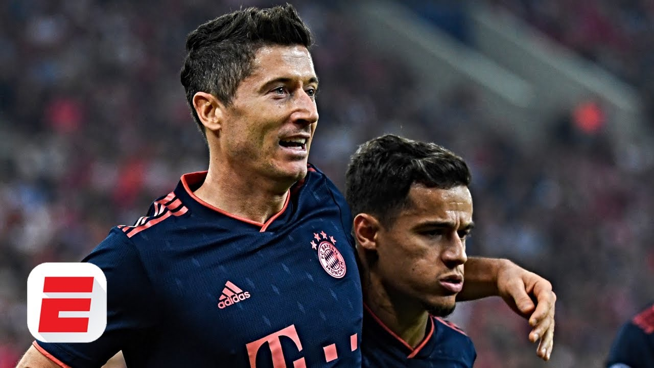 There is nothing Robert Lewandowski can't do – Shaka Hislop | Bundesliga