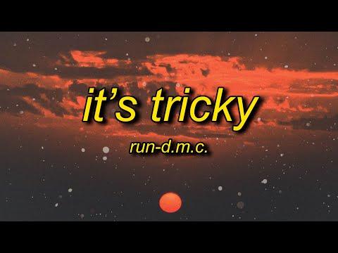 Run DMC - It's Tricky (Lyrics) | this beat is my recital i think it's very vital