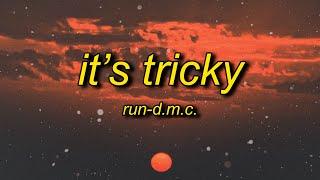 Run DMC - It's Tricky (Lyrics)   this beat is my recital i think it's very vital