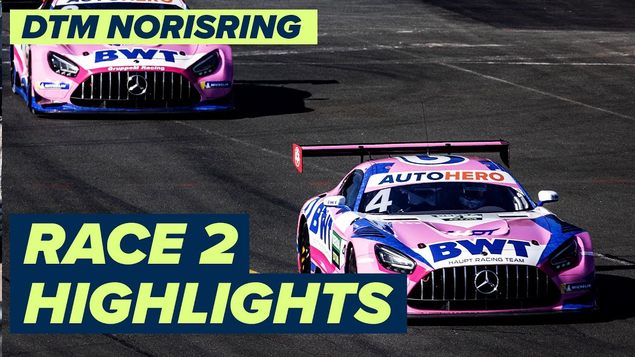Download THIS is the new DTM Champion   Norisring DTM Race 2   Highlights