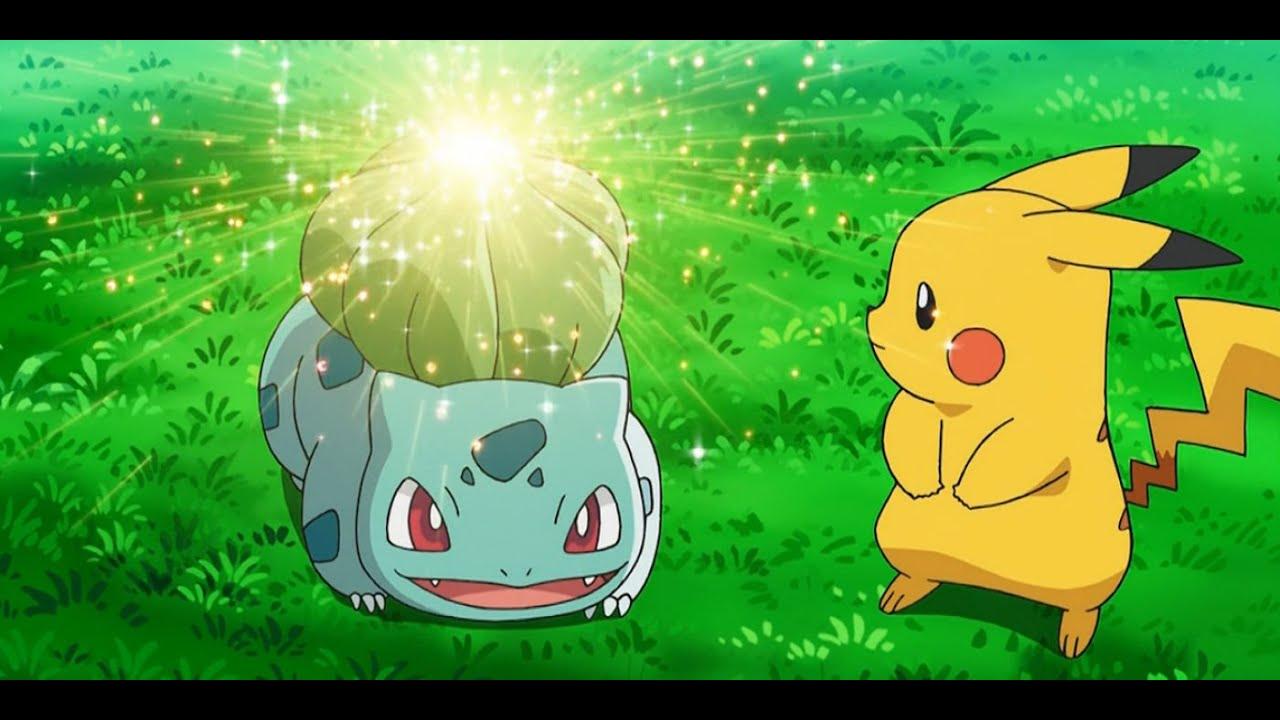 Pokemon Go Bulbasaur Evolve Into Ivysaur