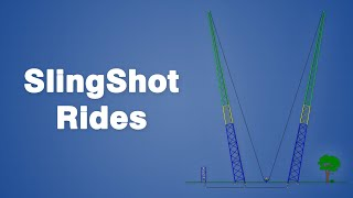 How SlingShot Rides Work