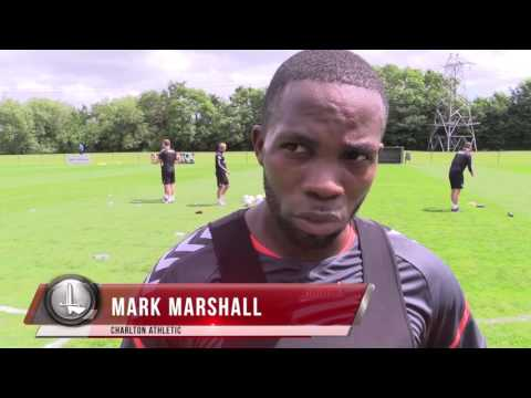Mark Marshall discusses the dreaded 'flower run'