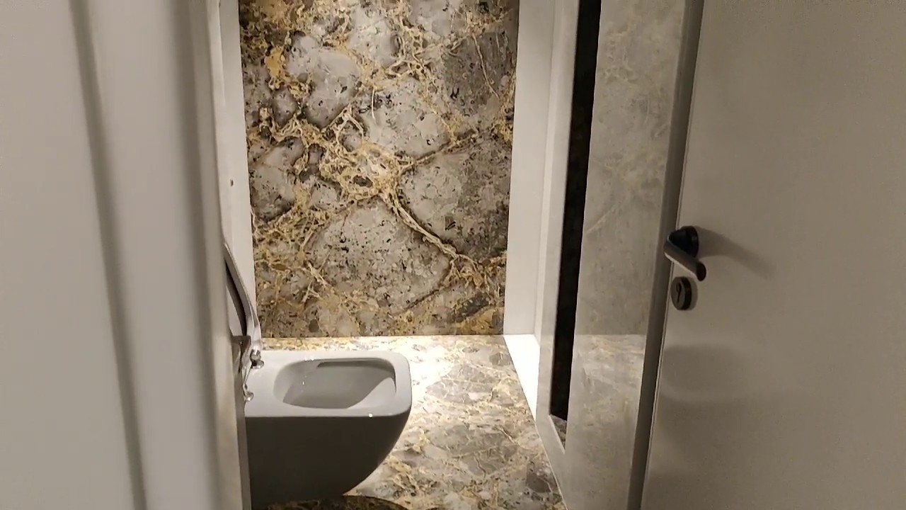 Latest High Class Room Attached Italian Marble Bathroom Floor And Wall Design With Price Youtube