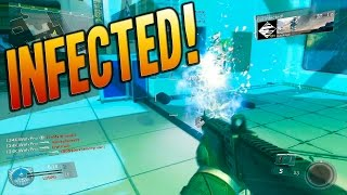 INFECTED Commentary w MadRecoil INFINITE WARFARE