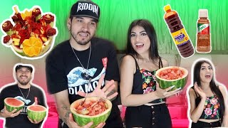 Making MEXICAN ANTOJITOS with my BABY DADDY!!!