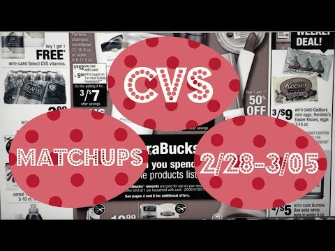 CVS Matchups 2/28/16-3/5/16 ~ Money Maker Toothbrushes, Free Gum, and More