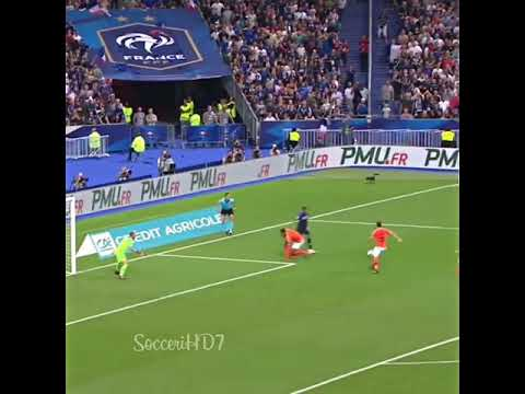 Kylian Mbappe Vs Virgil Van Dijk Battle🔥 France Vs Netherlands!