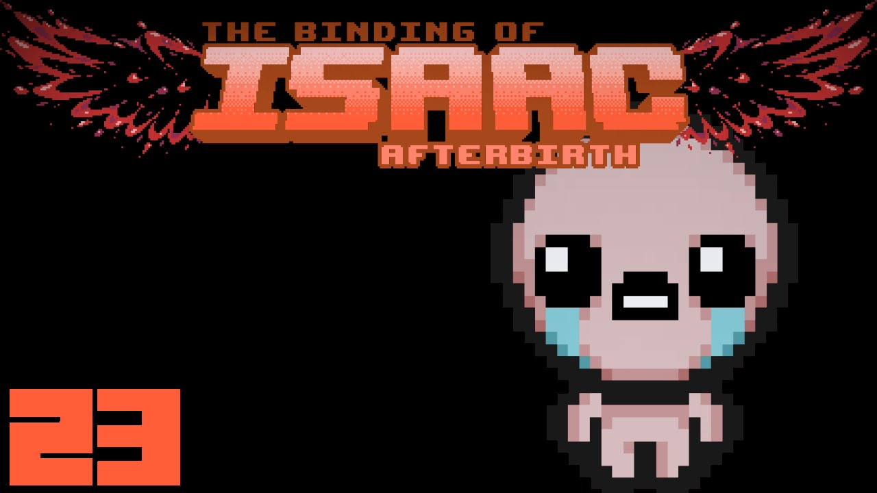 Binding Of Isaac Afterbirth Isaac Dark Room E23 Youtube