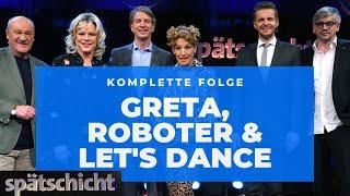 Spätschicht vom 12.04.2019 mit Florian, Bodo, Willy, Sissi, Lisa, Mathias und Ingolf