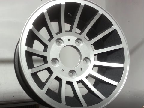 Can You Powder Coat Aluminum >> Powder Coating Aluminum Wheels