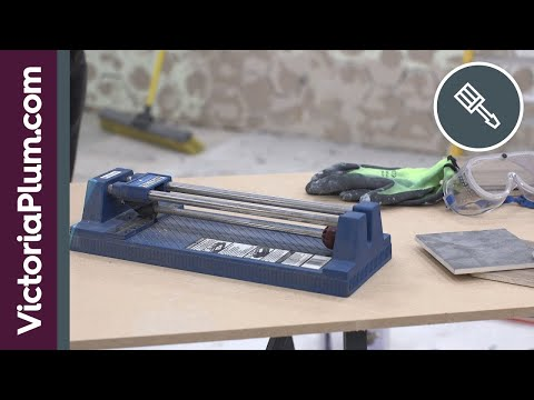 How To Use A Flatbed Tile Cutter