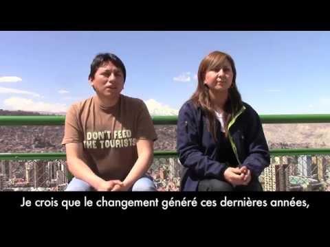 En action pour une saine alimentation - QSF Bolivie 2013