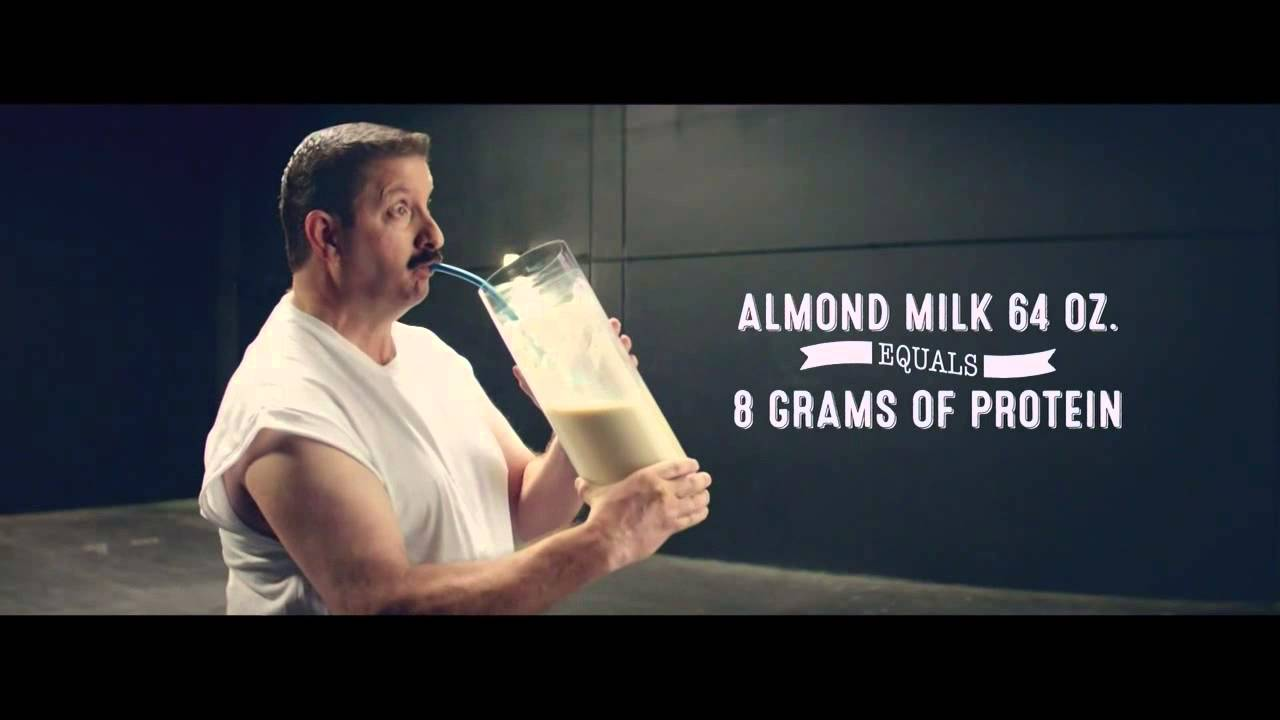 Real Milk Vs Almond HD Commercial