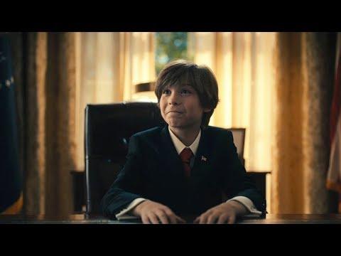【宇哥】11岁神童被选为美国总统,公民天天放假,免费玩游戏《新阴阳魔界:神童》