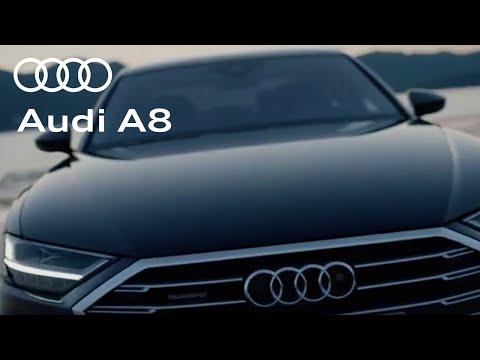 Willkommen in der Zukunft: Der neue Audi A8