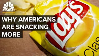 Why Americans Are Eating So Many Snacks