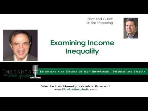 Examining Income Inequality in the U.S.