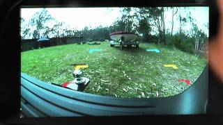 Mazda BT-50: Reverse Parking Mirror