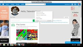 Roblox New Robux Hack 2017!