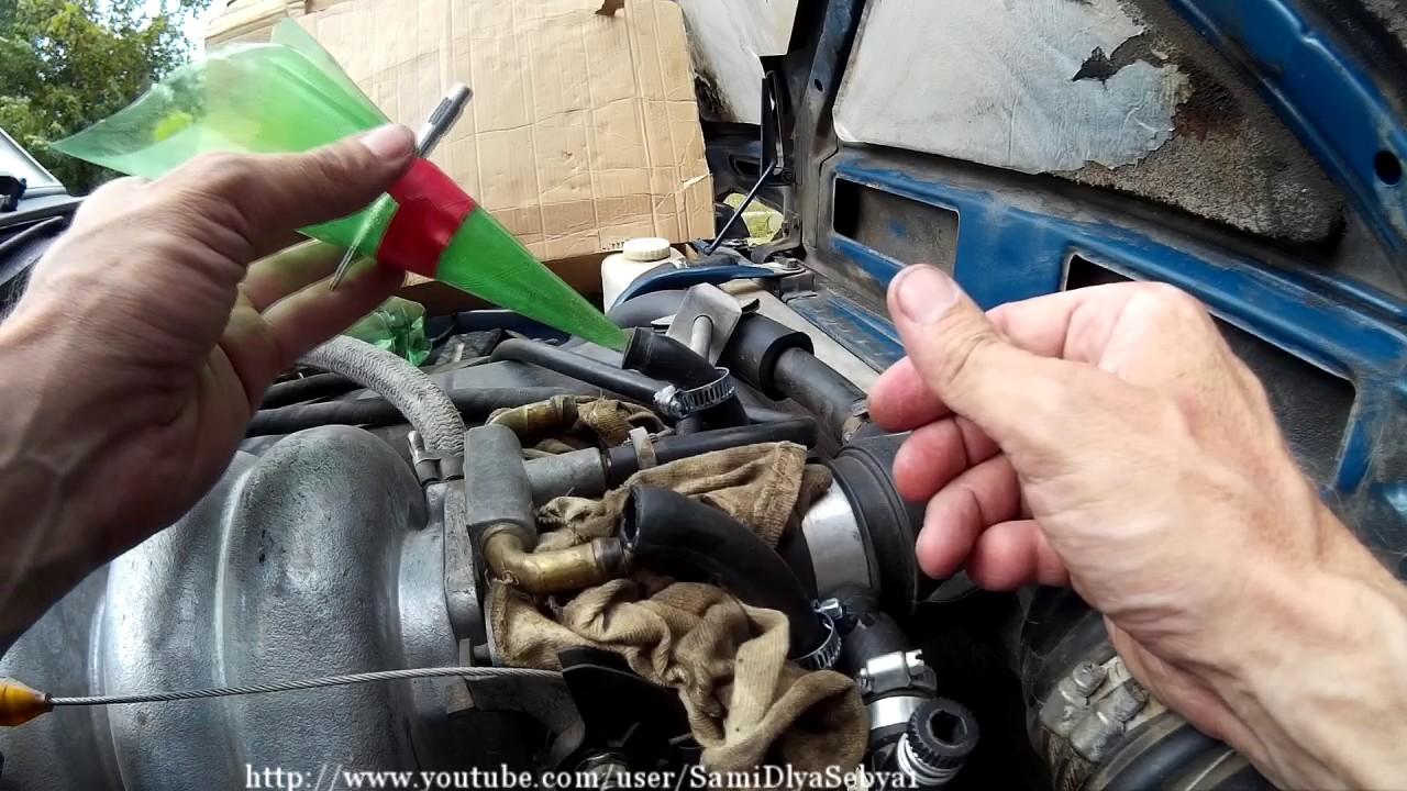 Replacing coolant in your car. Replacing coolant in VAZ  Lada Niva 4х4