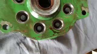 Vlog #6 Naprawa pompy hydraulicznej tłoczkowej john deere 3650