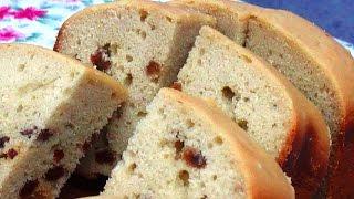 Творожный кекс в хлебопечке.